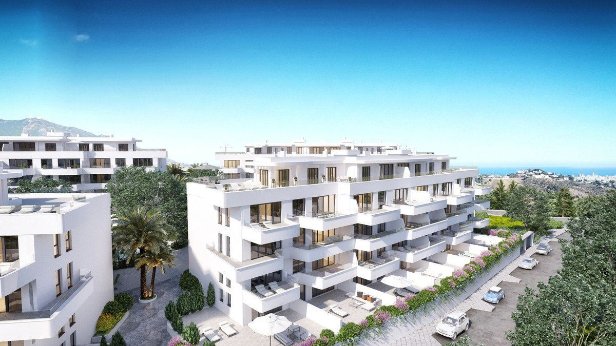 Apartments for sale Mijas Golf